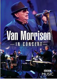 Cover Van Morrison - In Concert [DVD]